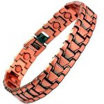 DIONYSOS Mens Copper Magnetic Bracelet
