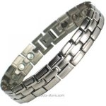 IonTopia� HEETAN Titanium Magnetic Bracelet for Men