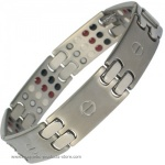 MPS� PEKING 4 Elements Titanium Magnetic Bracelet