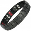 MPS® EUROPE BLACK Titanium & Germanium Magnetic Bracelet
