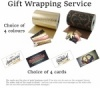 Gift Service (Add one per each item)