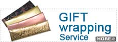 Gift Service Available
