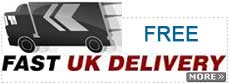 Free Fast UK Deliveries