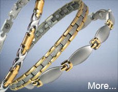 More magnetic bracelets for Women