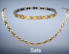 Necklace and bracelet sets