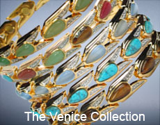 Venice magnetic bracelets for women
