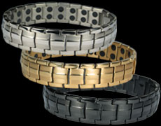 The Europe magnetic bracelets