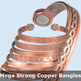 Mega strong magnetic bracelets