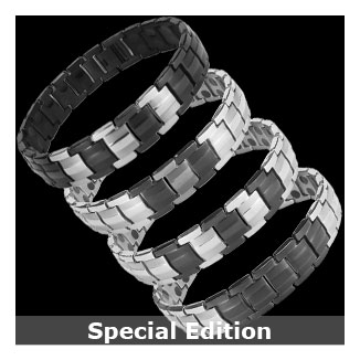 MPS Special Edition magnetic bracelets
