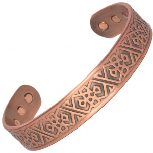 MPS ARADAA INDRA Pure Copper Magnetic Bracelet with Six magnets