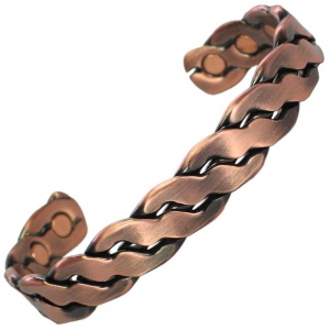 MPS COMBER Pure Copper Magnetic Bangle