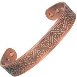 MPS ARADAA SHANI Pure Copper Magnetic Therapy Bangle