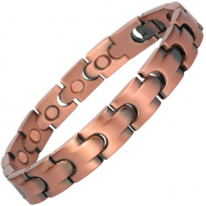 MPS® DIONEER Men's Copper Rich Magnetic Bracelet