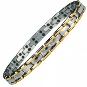MPS® TEMUR Premium Ladies Stainless Steel Magnetic Bracelet