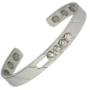 MPS THE VALLEY OF CRYSTALS Magnetic Bangle