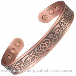 MPS DAMAN Copper Magnetic Therapy Bangle