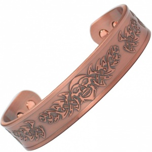 MPS® KALAA SPARROW Pure Copper Magnetic Therapy Bangle