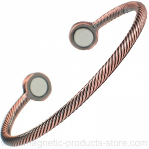 MPS® XAVIER Copper Ultra Light Hi Power Bangle