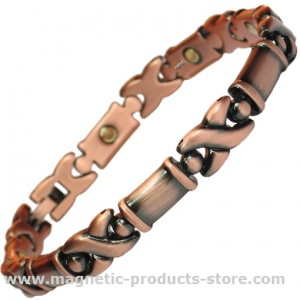 MICCAY Copper Magnetic Therapy Bracelet