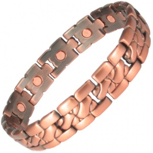 MPS® APSILON Copper Rich Magnetic Bracelet For Men