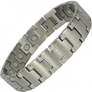 MPS™ NEPTUNE Stainless Steel Magnetic Therapy Bracelet