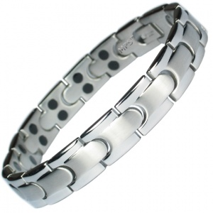 MPS™ DAI Premium Stainless Steel Magnetic Bracelet