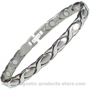MPS® ALIOTH S Classic Stainless Steel Magnetic Bracelet