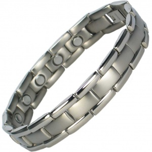 MPS® POLARIS Stainless Steel Magnetic Bracelet
