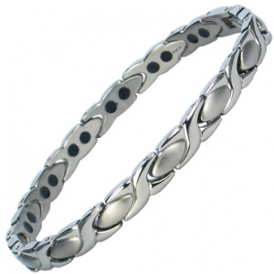 MPS® ALIOTH Classic Double Strength Titanium Magnetic Bracelet for women