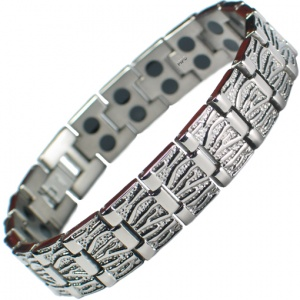 MPS® MERCURY Titanium Magnetic Bracelet - Double Strength