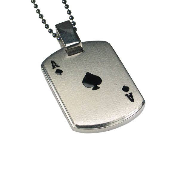 Mps ace of spades energy pendant aloadofball Image collections