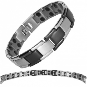 MPS® SPECIAL EDITION Sheffield Titanium Magnetic Bracelet 1620