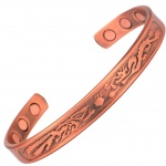 MPS® MAHIKAA DRAGON Copper Magnetic Bangle