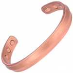 MPS ACHILLES Pure Copper Heavy Magnetic Therapy Bangle