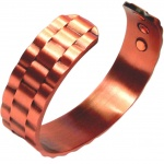 MPS ADAHAA REMUS Pure Copper Heavy Magnetic Therapy Bangle