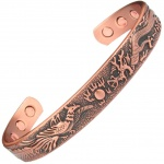 MPS® MAHIKAA DANYHA Copper Magnetic Therapy Bangle