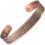 MPS COOPRAA VALE Pure Copper Magnetic Therapy Bangle