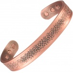 MPS NAYAN Pure Copper Magnetic Therapy Bangle