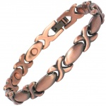MPS® ALASYIA Classic Copper Rich Magnetic Bracelet for Women