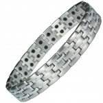 MPS® Anti-GOBLINS Premium Men's Stainless Steel Magnetic Bracelet
