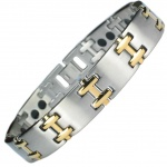 IonTopia™ NASAN I Premium Stainless Steel Magnetic Bracelet for Men