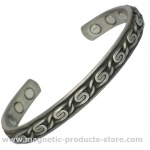 MPS CHAINS AS Magnetic Therapy Bangle