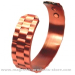 MPS WAVES Pure Copper Heavy Magnetic Therapy Bangle