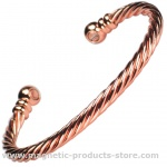MPS RUUPEE Copper Magnetic Therapy Bangle