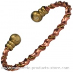 MPS RUUPAA Copper Magnetic Therapy Bangle