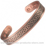 MPS ADESH Pure Copper Magnetic Therapy Bangle