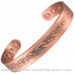 MPS BARUN Pure Copper Magnetic Therapy Bangle