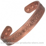 MPS ABHAY Copper Magnetic Therapy Bangle