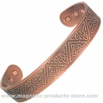 MPS TRIAN Copper Magnetic Therapy Bangle