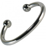 MPS® ASANA Ladies Magnetic Bangle Chrome Finish